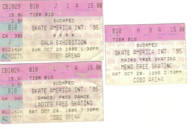 SkateAmerica1995Tix