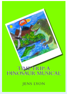 Time Trip: A Dinosaur Musical is play for children ages 8-12.